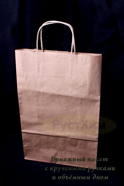 Нанесение логотип на пакет